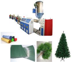 Рождественские украшения сосновые иглы и ПВХ искусственные елки производственной линии