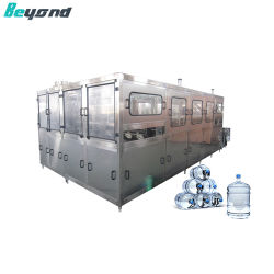 De automatische Kruik 10~20liters het Vullen van de Kruik van de Machine (Gallon 3 Gallon~5)