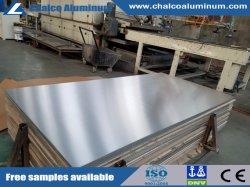5052/5083/5086 di strato di alluminio del piatto del grado marino