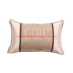 Kussen van de Jacquard van de Wol van de Stoffering van het Beddegoed van het Hotel van de Textiel van Zhida van de woonkamer het Decoratieve