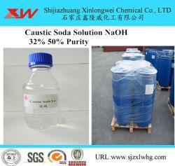 腐食性ソーダ液体Naoh 32% 50%純度