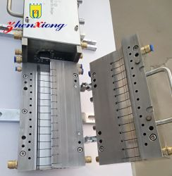 Plastikprofil-Extruder-Form für WPC Produktionszweig