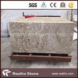 Un revêtement de sol en granit jaune de haute qualité pour la construction