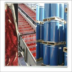 Pasta di pomodoro a caldo Brix 28-30% e 30-32% Hb in 220L Tamburo in acciaio