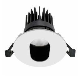 Nuevo 7W 10W regulable Lámpara LED Empotrables antirreflectante Pasillo bañador de pared
