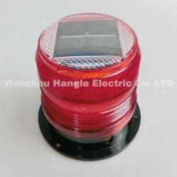 Indicatore luminoso d'avvertimento dello stroboscopio solare del LED per l'indicatore luminoso d'avvertimento del veicolo Emergency delle automobili con la base magnetica