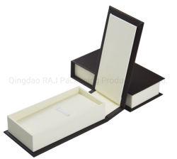 Personnalisé Papier carton cadeau de luxe en forme de livre boîte pour regarder