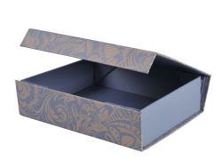 Oreiller de pliage Boîte carton de couleur CMJN Paper Box avec poignée