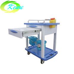 ABS Hospital Equipment Treatment Trolley