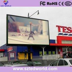 P20 Outdoor plein écran LED de couleur babillards électroniques pour la publicité