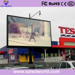 P20 LED Cores exteriores Visor Electrónico cartazes para publicidade