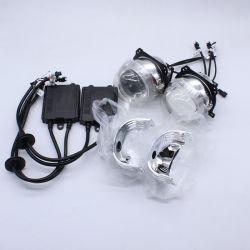 عدسة جهاز العرض Lighttech H11 Blue Bracket Bi-Xenon