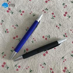 ギフトのボールペンのシリコーンの安い球ポイントプラスチックペンの昇進のペン