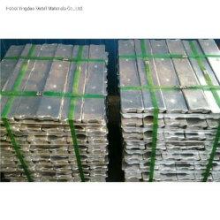 99.99% アルミニウムインゴドスクラップ金アルミニウムインゴドスクラップ、中国で製造された工場価格