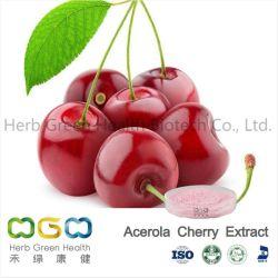 Extracto de plantas naturales de cereza Acerola polvo con vitamina C natural a base de Hierbas Hierbas