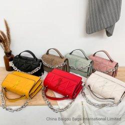 Commerce de gros 2021 nouvelle conception PU Sac de cuir femmes Lady Sacs Sacs à main Sac à bandoulière femelle