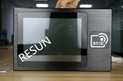 10.4 screen-Computer des Zoll-RFID Terminal