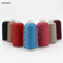 Polyester-Heizfaden-Stickerei-Gewinde