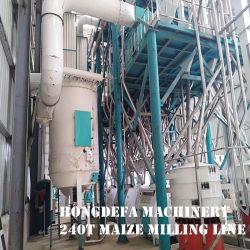 Farinha de milho fábrica de moagem e farinha de milho Mill Farinha de milho Mill Máquina a Partir Hongdefa máquinas (HDFM240)