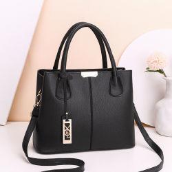 Провод фиолетового цвета кожи в классической форме квадрата сумку для женщин или в офисе леди