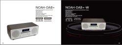 Altavoz de madera con infrarrojos, WiFi, radio digital, reproductor de CD