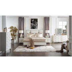 China Modern Style Hotel Holz King-Size-Bett Schlafzimmer Möbel