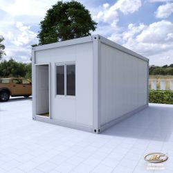 디자인 아이디어 Made in China Mobile Bar Portable 고급 사전 태양 에너지를 사용한 멋진 컨테이너 홈