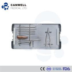 Grampo C pélvica Conjunto de instrumentos de cirurgia pélvica Conjunto de Instrumentos Instrumento de fixação externa