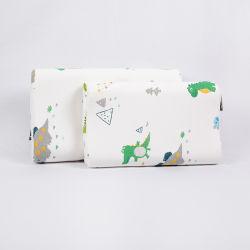 China fabricante de memoria de la fábrica de Gel almohada Premium cama suave espuma de memoria con poliuretano de alta calidad OEM/ODM/Amazon /Walmart para masaje de cabeza y cuello/Dormir