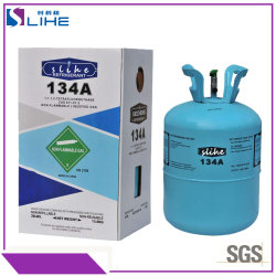 13.6kg の自動車用エアコン冷却ガス R134 および R134a 冷媒を使用しています 中国
