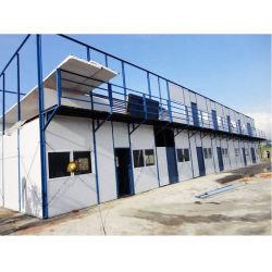 Fácil de montar de Venta Directa de Fábrica Modular prefabricados Casas Móviles alojamiento temporal