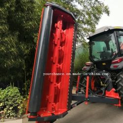 Hochleistungs2.2m Breiten-hydraulischer seitlicher Schaltkante-Dreschflegel-Mäher-Gras-Pinsel-Scherblock-Rasenmäher des China-Fabrik-Zubehör-Agf220 für Traktor 80-120HP
