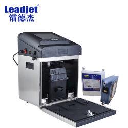 V680 El diseño modular de impresoras de chorro de tinta continua pequeño personaje a diario la fecha de caducidad de la máquina de codificación Industrial