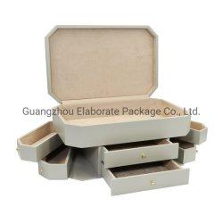 Custodia in legno di lusso personalizzata Orologio/Gioielli/profumi/regali contenente la custodia di raccolta con Cassetti