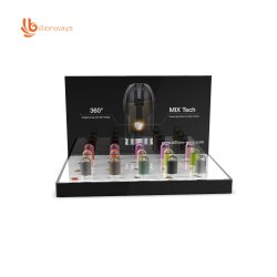 علبة لوحة لوحة لوحة لوحة لوحة مصابيح LED E-Cigarette