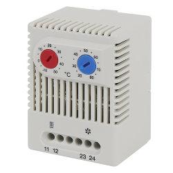 DIN Механические узлы и агрегаты двойной термостат Rzr 011 контроллер температуры для шкафа электроавтоматики