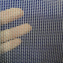 Fenêtre de l'écran /Porte SS304/ SS316/SS430 Anti-Thift Fenêtre d'écran