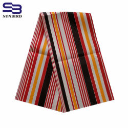 新しいデザイン安い価格の100%年のポリエステルアフリカの従来の服ファブリック