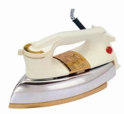Fácil de usar control de temperatura seca pesada plancha