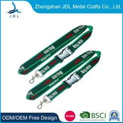 Cordón para regalo de promoción mayorista de sublimación bordado Collar Tirador/Cordón impresión de transferencia de calor (018)