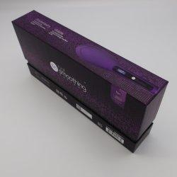 고품질 사용자 정의 FSC 아트페이퍼 인쇄 종이 선물 포장 상자 용 골드 핫 포일 스탬핑이 있는 헤어 도구 종이 상자 헤어 뷰티