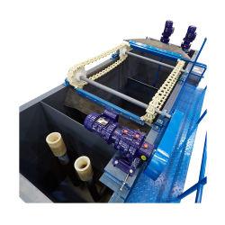 統合された分解された空気浮遊の藻の水処理