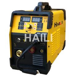 DC IGBT Haili, MIG 용접기 베스트 셀링, 다기능적 MIG/MMA/TIG 용접기 CO2 아크 용접 장비 MIG-200HD