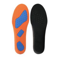 OEM ODM In te ademen EVA Binnenzolen met Stootkussen het Van uitstekende kwaliteit van de Schoen van het Kussen van de Absorptie van de Schok voor Schoenen en Laarzen