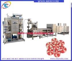 자동적인 사탕 예금 생산 라인을%s 가진 기계를 만드는 사탕