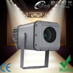 proiettore esterno della proiezione di immagine di marchio del rotatore del Gobo dello zoom di 500W LED