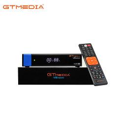 Gtmedia V8 Нова синий H. 265 DVB-S2 спутниковый ресивер с AV out поддерживают Powervu, Dre & Biss ключ, 3G защитный ключ USB