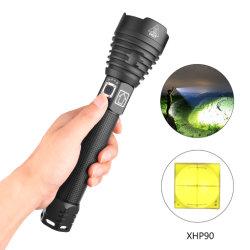 заводская цена аккумулятор факел тактических ночной охоты алюминиевого сплава Xhp90 фонариков