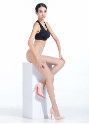Summer Sexy Stockings Seamless Pantyhose arbitraire Cut Dames Pantyhose Dun