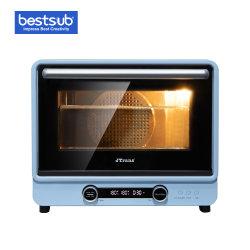 Bestsub Ismart Mini sistema de impresión 3D de la impresora de sublimación de Prensa de la máquina de transferencia de calor hornos de cocción eléctricas para vasos
